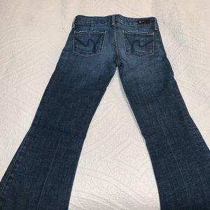 Citizens of Humanity Faye #003 low waist full leg